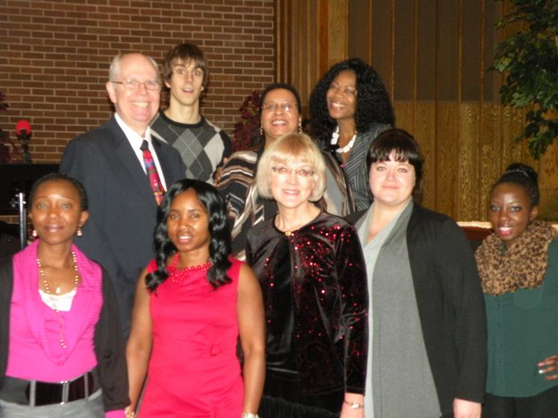Part of BCC band and worship team